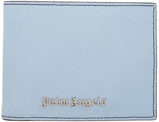 Palm Angels Multicolor Colorblock Bifold Wallet
