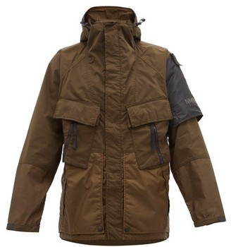 Nemen - Dare Technical-shell Jacket - Khaki