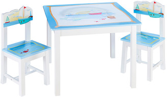 Guidecraft Sailing Table & Chair Set