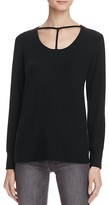LnA T-Strap Sweater