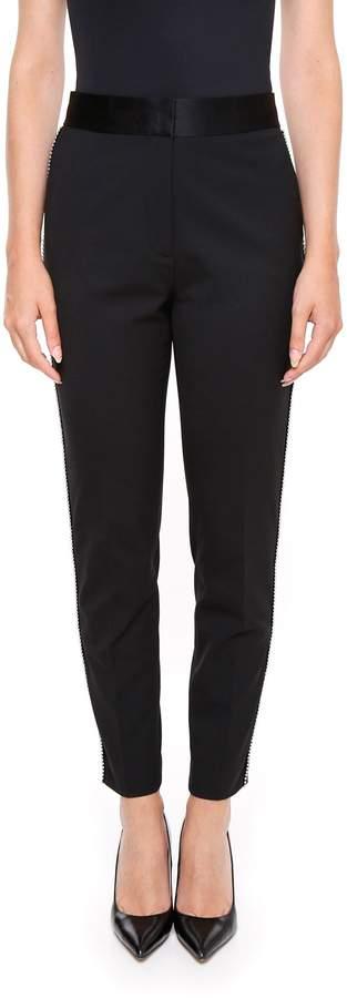 Alexander Wang Slim Fit Trousers