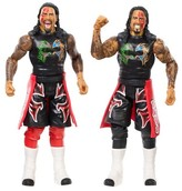 WWE Jimmy Uso and Jey Uso Action Figure 2-Pack