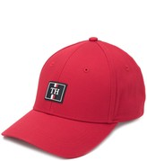 Tommy Hilfiger embroidered patch baseball cap