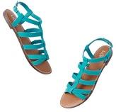 LOFT Geri Suede Gladiator Sandals