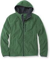 L.L. Bean Men's Wind Challenger Fleece, Hooded Jacket