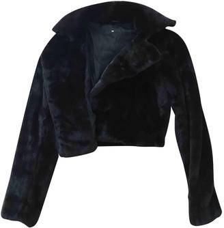 Cerruti Black Mink Jacket for Women