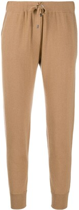 Brunello Cucinelli Monili Embellished Track Trousers