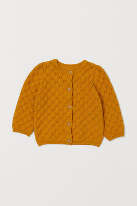 H&M Pointelle cardigan