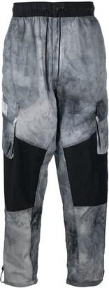Nike Acid-Wash Cargo Trousers