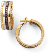 Boucheron Classic Quatre 18k Four-Color Gold Earrings