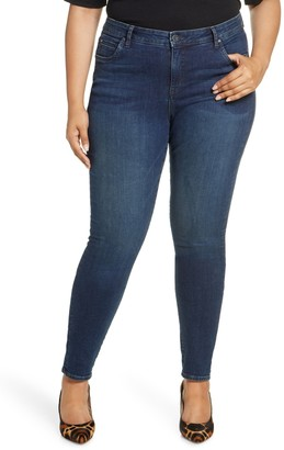 KUT from the Kloth Diana Skinny Jeans (Plus Size)