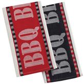 BBQ Jacquard Dish Towels (Set of 2)