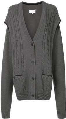 Maison Margiela Multi-Wear Cardigan