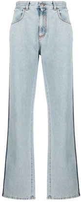 Alexander McQueen Light wash jeans