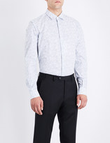 Salvatore Ferragamo Gancio cotton shirt