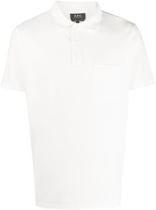 A.P.C. Patch Pocket Polo Shirt