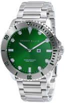 Perry Ellis Unisex Deep Diver Emerald Stainless Steel Watch
