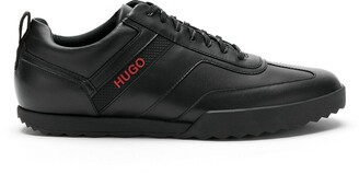 HUGO BOSS Embroidered Logo Sneakers