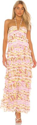 Tularosa Henley Dress