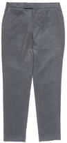 Tomorrowland Wool-silk pants