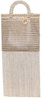 Rosantica Fringe-Embellished Tote Bag