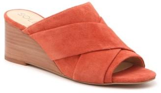 Sole Society Karista Wedge Sandal