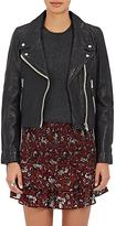 Etoile Isabel Marant Women's Aken Leather Moto Jacket