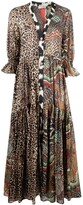 Thumbnail for your product : Anjuna Animal-Print Dress