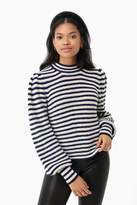Eleven Paris Six Navy Mia Sweater