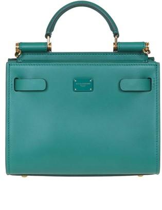 Dolce & Gabbana Sicily 62 Mini Bag In Calf Leather
