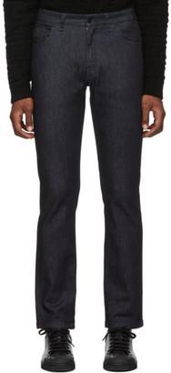 Fendi Indigo Futuristic F Jeans