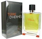 Hermes Terre D'hermes Pure Perfume for Men, 6.7 Ounce