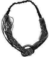 Maison Michel Bead & Chain Headband w/ Tags