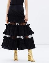 Romance Was Born Mystic Frill Skirt
