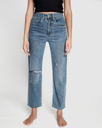 Cotton On Straight Stretch Jeans