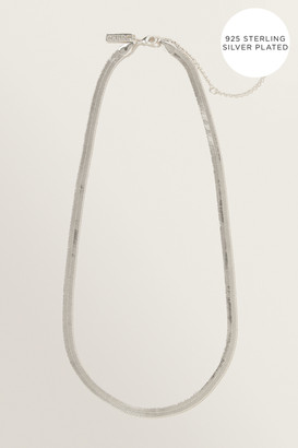 Seed Heritage Fine Snake Chain Necklace