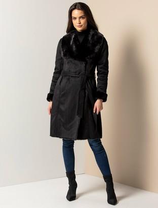 Ever New Jade Shearling Coat