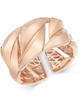 The Fifth Season by Roberto Coin 18k Rose Gold-Plated Sterling Silver Cuff Bracelet 7771143SXBA0