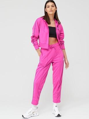 Nike NSW Full Zip Heritage Hoodie - Pink