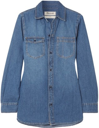 Madewell Denim shirts
