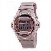 Casio Women's BG169G-4 Baby G Pink Champagne Watch