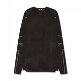 Y-3 - Merino long sleeve t-shirt