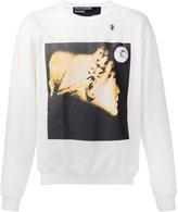 Enfants Riches Deprimes 'Enfants Riches Deprimes x Cy Twombly' sculpture print sweatshirt