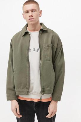 BDG Zip-Up Work Jacket