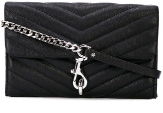 Rebecca Minkoff Edie wallet on chain