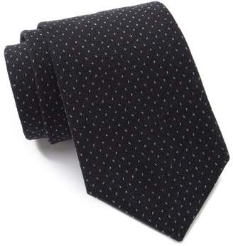 Calvin Klein Rectangle Cotton Tie