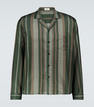 COMMAS Camp collar shirt