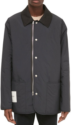 Maison Margiela Men's Recycled Nylon Car Coat