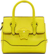 Versace Yellow Mini Empire Bag