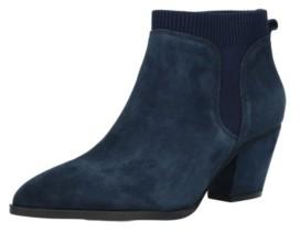 Bella Vita Lottie Block Heel Chelsea Boots Women's Shoes